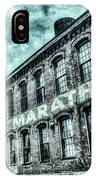 Marithon Car Manufacturing Facility In Nashville IPhone Case