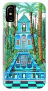 Marjorelle Reflections IPhone Case