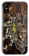 Mask Of The Wind IPhone Case