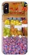 Market At Bensonhurst Brooklyn Ny 10 IPhone Case