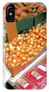 Market At Bensonhurst Brooklyn Ny 4 IPhone Case