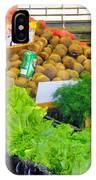 Market At Bensonhurst Brooklyn Ny 5 IPhone Case