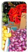Market At Bensonhurst Brooklyn Ny 6 IPhone Case