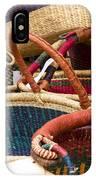 Market Baskets IPhone Case