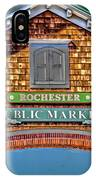 Market Entrance IPhone Case by William Norton