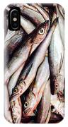Market Fish IPhone Case