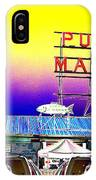 Market Reflect IPhone Case
