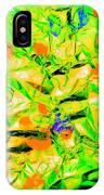 Orange Green IPhone Case