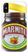 Marmite IPhone Case
