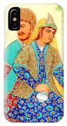Marriage Custom IPhone Case