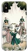 Marriage Of Candide IPhone Case