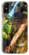 Married With Children Dragonflies Mating IPhone Case
