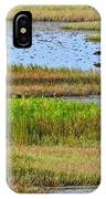 Marsh Tide Pool IPhone Case