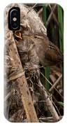 Marshy Nest IPhone Case