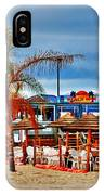 Martells On The Beach - Jersey Shore IPhone Case