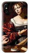 Martha And Mary Magdalen IPhone Case