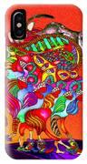 Martin-hardy-dinaminx-10 IPhone X Case
