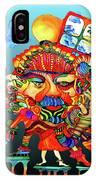 Martin-hardy-hula-girl1 IPhone X Case