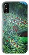 Maryann's Garden 3 IPhone Case