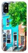 Maryland - Neighborhood Pub Fells Point Md IPhone Case