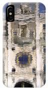 Marzaria Clocktower Reflection IPhone Case