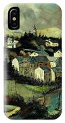 Masbourg IPhone Case