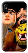 Mascaras 4 IPhone Case