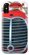 Maserati 1940's Style IPhone Case