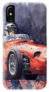 Maserati 250f IPhone Case
