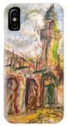 Masjed II IPhone X Case