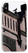 Masonic Gothic IPhone Case