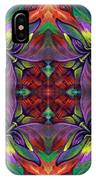 Masqparade Tapestry 7d IPhone Case
