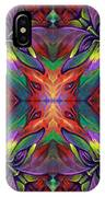 Masqparade Tapestry 7f IPhone Case