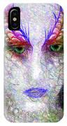 Masquerade 9571 IPhone Case