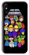 Masters Of The Universe Collage IPhone X Case