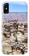 Mather Point At The Grand Canyon IPhone Case