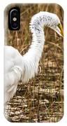 Mating Season - Everglades IPhone Case