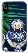 Matreshka Doll IPhone Case