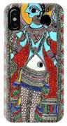 Matsya Awatar 1 IPhone Case