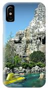 Matterhorn And The Sub IPhone Case