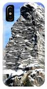 Matterhorn Peak IPhone Case
