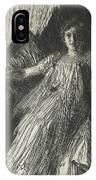 Maud Cassel IPhone Case