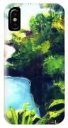 Maui Seven Sacred Falls #184 IPhone Case