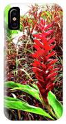 Maui Tropical Floral IPhone Case