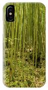 Maui's Thick Bamboo IPhone Case