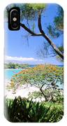 Mauna Kea Beach IPhone Case