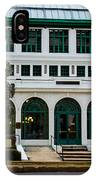 Maurice Bath House - Hot Springs, Arkansas IPhone Case
