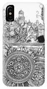 Maximilian I 1459-1519 IPhone Case