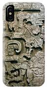 Mayan Glyph IPhone Case