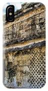 Mayan Graffiti  IPhone Case